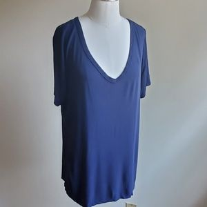 Basic Navy Blue top